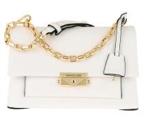 Satchel Bag Cece Medium Chain Shoulder Optic White