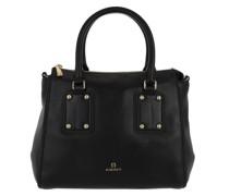 Tote Nova Satchel Bag Black