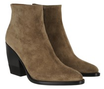 Boots Rylee Ankle Leather Motty Grey