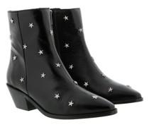 Boots & Stiefeletten Tyler Vintage Patent Stars Studs