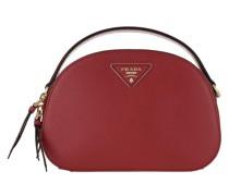 Umhängetasche Odette Shoulder Bag Leather Fiery Red