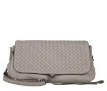 Tasche - Messenger Bag Intrecciato Grey