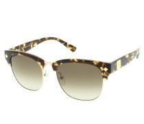 Sonnenbrille - 604S 724 Shiny Gold