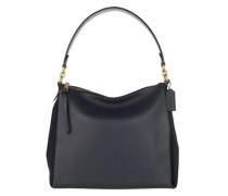 Umhängetasche Mixed Leather Shay Shoulder Bag Midnight Navy