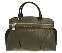 Tasche - Scalloped Satchel Bag Militare