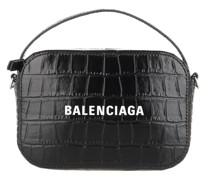 Umhängetasche Everyday Camera Bag Grainy Leather Black