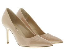 Pumps - BB Patent Leather Pumps Nude