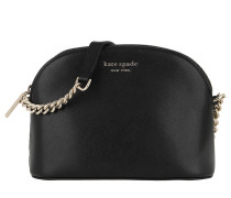 Umhängetasche Spencer Small Dome Crossbody Wallet Black