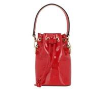 Beuteltasche Mon Tresor Bucket Bag Patent Leather