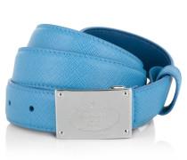 Kleinleder - Saffiano Leather Belt Mare