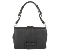 Tasche - A Bag Top Handle Vitello Black