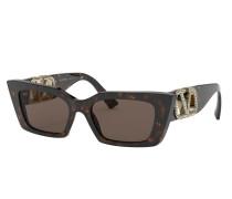 Sonnenbrille Women Sunglasses Allure 0VA4074 Havana