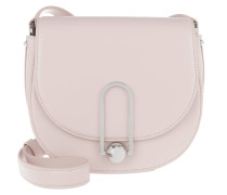 Uptown Saddle Bag Light Pastel Pink