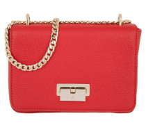 Tasche - Lucy Mini Shoulder Bag Scarlet Red