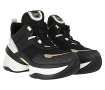 Sneakers Olympia Black Pale Gold