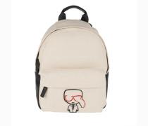Rucksack K/Ikonik Canvas Backpack Natural
