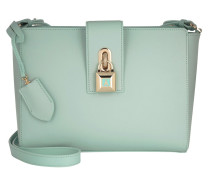 Lock Shoulder Bag Pure Water Umhängetasche