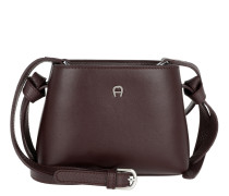 Carla Mini Crossbody Burgundy