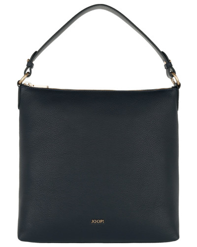 Estia Hobo Nature Grain Blue Bag