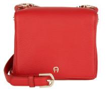 Tasche - Roma Crossbody Bag Scarlet Red
