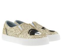 Flirting Glitter Slip-On Schuhe