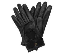 Gucci Gloves 477970 BAP0V Black Handschuhe