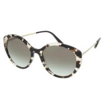 Sonnenbrille 0PR 18XS UAO0A7 Woman Sunglasses Catwalk Ivory Havana