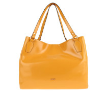 Tasche - Lenja Hobo Bag Polish Leather Yellow