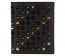 Paros Wallet Black Multi Portemonnaie