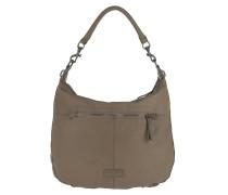 Pazia6 Vintage Stone Hobo Bag