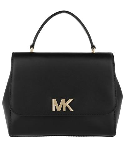 Michael Kors Damen Mott SM TH Satchel Bag Black Tasche