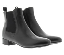 Chelsea Boot Leather Black