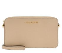 Tasche - Jet Set Travel MD EW XBody Bag Oyster - in beige