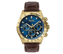 Uhr Chronograph Men Hero 1513756 Brown