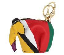 Elephant Charm Multicolor Schlüsselanhänger bunt