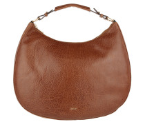 Aja Hobo Large Bubble Cognac Bag cognac