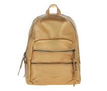 SakuS7 Backpack Gold Rucksack gold