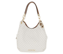Tote Lillie Large Chain Shoulder Vanilla/Acorn