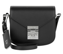 Patricia Shoulder Bag Mini Black Umhängetasche