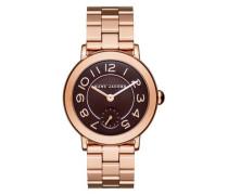 Armbanduhr - Ladies Riley Stainless Steel Watch Rosegold