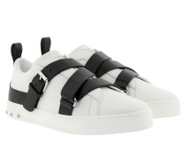 Trainers V Punk White/Black Sneakers weiß