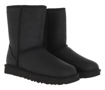 Boots & Stiefeletten W Classic Short Leather