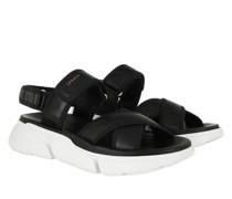 Sandalen & Sandaletten Sandals Material Mix