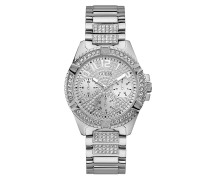 Uhr Women Quartz Watch Lady Frontier Silver