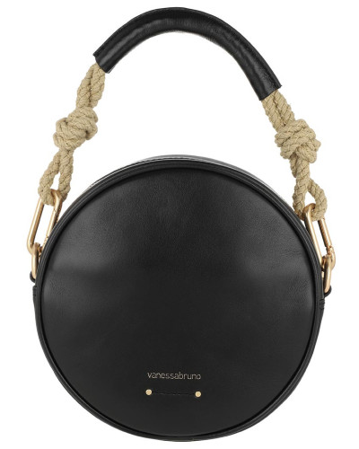 Umhängetasche Holly Round Handle Bag Noir