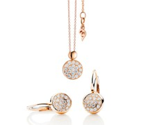 Ohrringe Dolcini Set with Diamonds