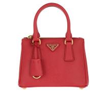 Bandoliera Saffiano Lux Umhängetasche Bag Rosso