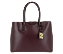 Tate City Tote Embossed Port