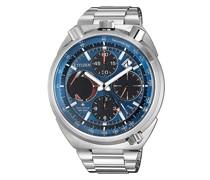 Uhr Promaster Wristwatch Silver Blue-Metallic