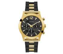 Uhr Women Quartz Watch Skylar Black